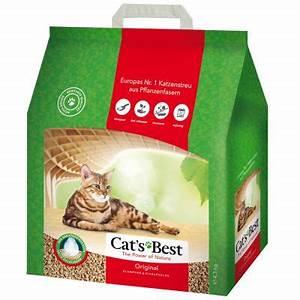 Cats Best öko : cat 39 s best ko plus original katzenstreu g nstig zooplus ~ Watch28wear.com Haus und Dekorationen