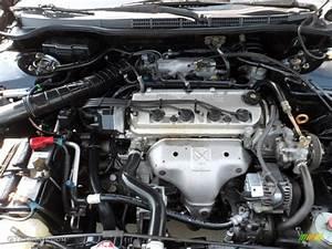 2002 Honda Accord Lx Sedan 2 3 Liter Sohc 16