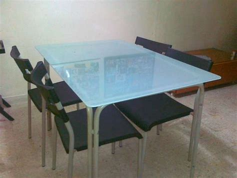 ikea dining table and chairs malaysia ikea glass top dining table for sale from selangor shah