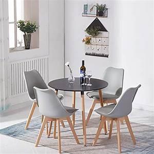 Küchentisch Rund Weiß : dorafair rund esstisch skandinavisch k chentisch modern ~ A.2002-acura-tl-radio.info Haus und Dekorationen