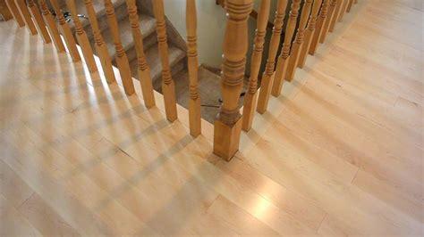 fitting flooring  stair rail spindles