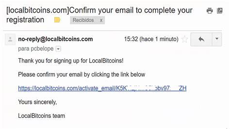 ¡lo primero es instalar un monedero! Como abrir una cuenta en Localbitcoins para compra y venta de Bitcoin - YouTube