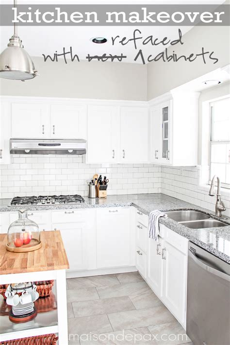 how to reface cabinets refacing kitchen cabinets maison de pax