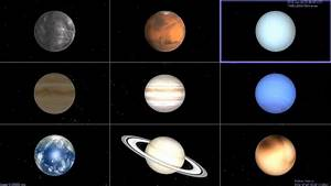 What Are the Nine Planets - Pics about space