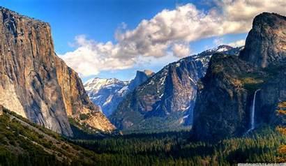 Yosemite Valley Desktop Widescreen