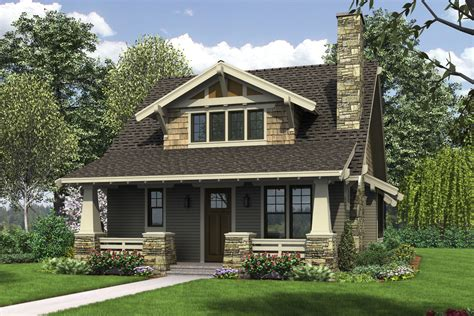 Bungalow Style House Plan 3 Beds 2 5 Baths 1777 Sq/Ft