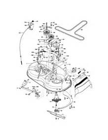 lt 1000 craftsman lawn mower parts diagram lt free engine image for user manual