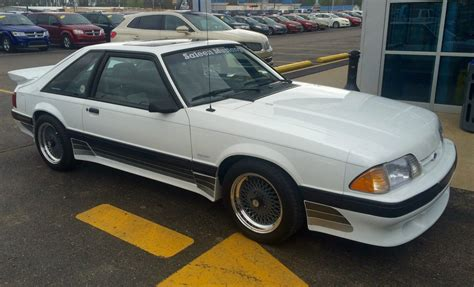 1988 Ford Mustang Saleen