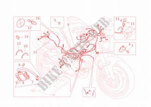 Wiring Harness For Ducati Monster 696 2011   Ducati Online