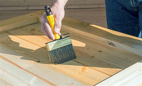 Holz Streichen Innen by Holz Streichen Selbst De