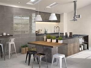 Tne kitchen tiles for Table salle À manger carré pour petite cuisine Équipée
