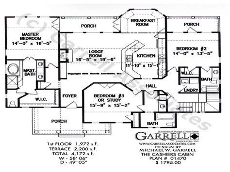 grid cabin floor plans cabin house floor plan