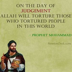 On The Day Of J... Muhammad Religion Quotes