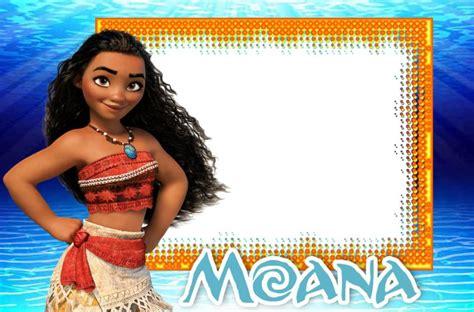 moana birthday invitation template moana birthday invitation template free printable invitation templates
