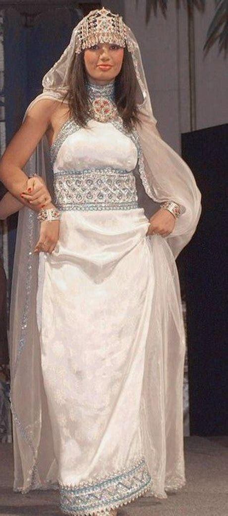 les robes kabyles moderne