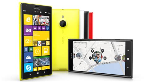 nokia unveils the lumia 1520 a 6 inch windows phone device ign