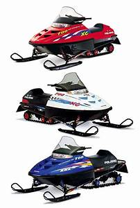 1999 Polaris Snowmobile Service Manual  Indy Snowmobiles