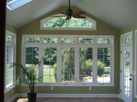 Sunroom Windows by Sun Rooms Peak Builders Inc Additions Sunrooms