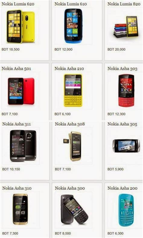 Bangladesh Mobile Price by Hit Bd Nokia Mobile Phone New Price In Bangladesh