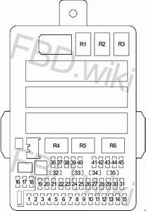 Wiring Diagram  Honda Fuse Box Diagram