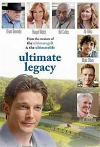 The Ultimate Legacy (2015) Banda sonora BSO •
