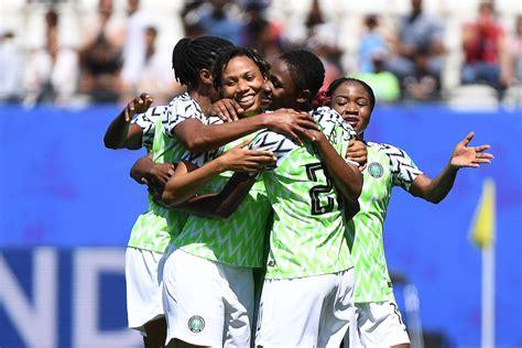 Fifa Women World Cup Nigeria Beat South Korea