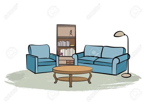 Room Drawing Clipart by Living Room Clipart At Getdrawings Free For Personal