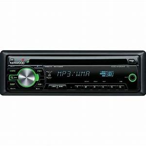 Kenwood Kdc-w3044g Cd    Mp3    Wma Car Stereo