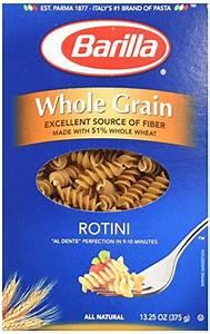 Barilla Whole Grain Rotini 13.25 oz. (Pack of 4) - Buy ...
