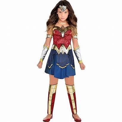 Wonder Woman Costume 1984 Child Ww Accessories