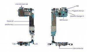 Samsung Liefert Genauen Blick In Das Innere Des Galaxy S7