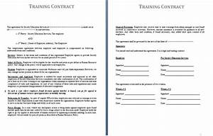 contracts contract templates With exercise contract template