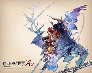 Final Fantasy Tactics A2 Grimoire Of The Rift Nintendo DS
