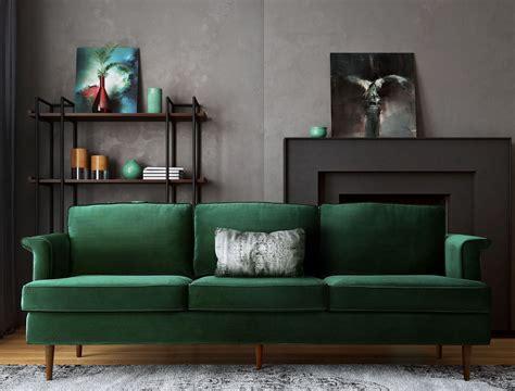 traditional sofa set price porter forest green sofa s147 tov furniture