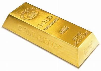Gold Bar Clip Clipart Ingot Charts Clker