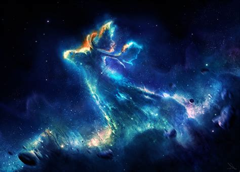 space fantasy art digital art wallpapers hd desktop