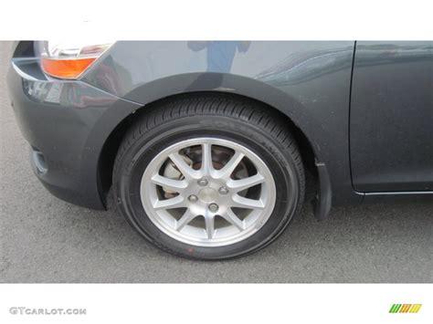2007 toyota yaris s sedan custom wheels photos gtcarlot com