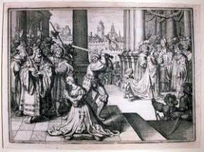 Image result for Anne Boleyn beheaded