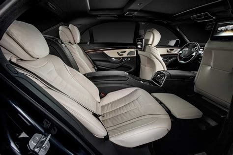 cars with reclining rear seats 2014 mercedes s class review the best most