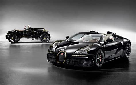 2014 Bugatti Veyron Grand Sport Vitesse Legend Black Bess