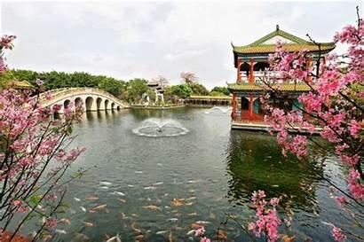 Garden Qing Dynasty Gardens