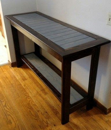 accent table    home projects  ana