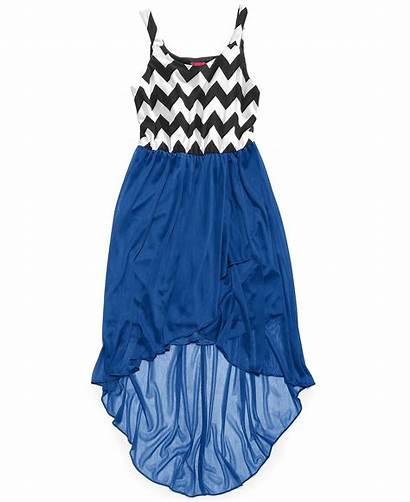 Dresses Low Macy Summer Macys Chevron Outfits
