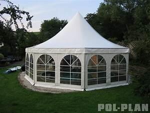 6 Eck Pavillon : pavillon bierzelt 3 3x3 3 8 eck octagon pol plan ~ Frokenaadalensverden.com Haus und Dekorationen
