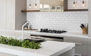 kitchen tiled splashback ideas kitchen designer creates own space the west australian