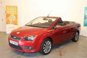 Ford Focus Coupe Convertible 2 0 Petrol Manual 2007 57