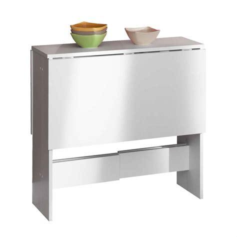 table de cuisine pliable table à manger pliante en bois 3 astucea