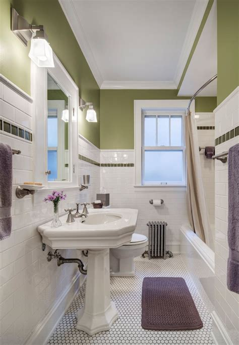 Craftsman Style Bathroom Ideas by Craftsman Bungalow Bathroom Renovations Bungalow