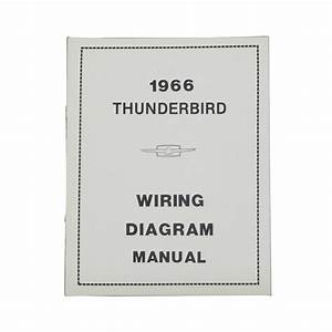 1966 Ford Thunderbird Wiring Diagram Manual