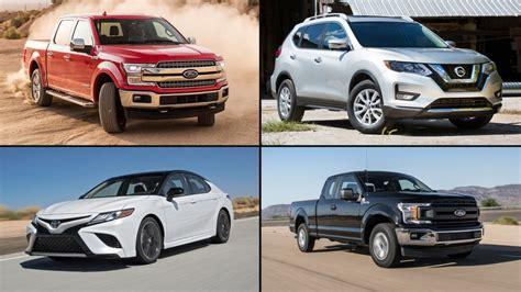 สรุป 10 อันดับรถยนต์ที่ขายดีที่สุดในสหรัฐอเมริกา ประจำปี ...